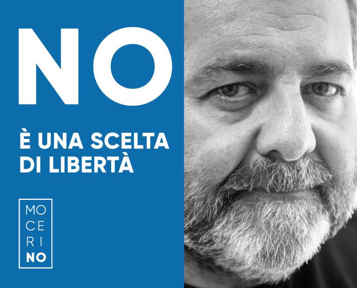Carmine Mocerino - È una scelta di libertà