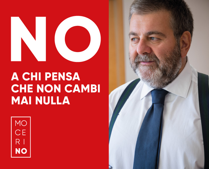 Carmine Mocerino - A chi pensa che non cambi mai nulla