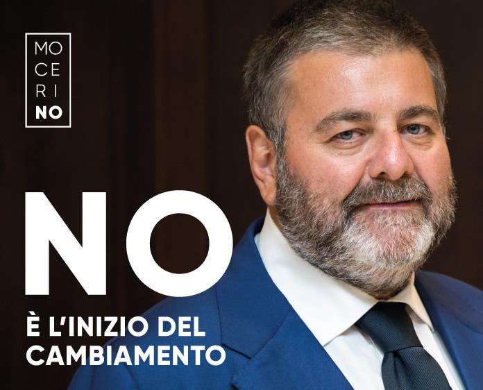 Carmine Mocerino - Cambiamento